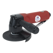 Sealey SA43 100mm Heavy-Duty Air Angle Grinder
