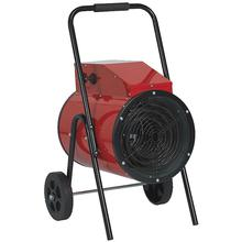 Sealey EH15001 Industrial Fan Heater 15kW 415V