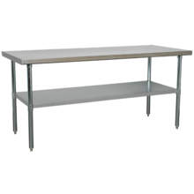 Sealey AP1872SS Stainless Steel Workbench 2.1mtr