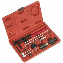 Sealey VSE5951 Diesel Engine Setting/Locking Kit - VAG Pumpe Duse 1.2, 1.4, 1.9, 2.0 TDi PD - Belt Drive