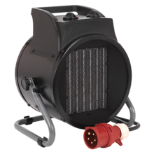 Sealey PEH5001 Industrial PTC Fan Heater 5000W 415V 3ph