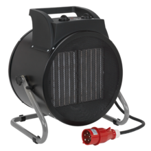 Sealey PEH9001 Industrial PTC Fan Heater 9000W 415V 3ph
