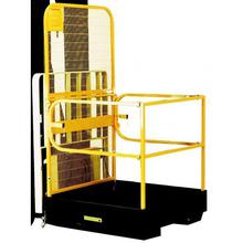 Forklift Access Safety Platform Amington AFAP-2M 2-Man Folding