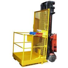 Forklift Gated Access Safety Platform Amington MK3ACCESS