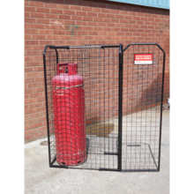 Gas Cylinder Cage Expanding KBCC08