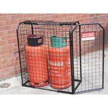 Expanding Propane Cylinder Cage Reflex KBCC09