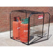 Expanding Propane Cylinder Cage Reflex KBCC10