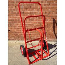 Cylinder Trolley Twin Superior 2 X Oxygen OR Acetylene