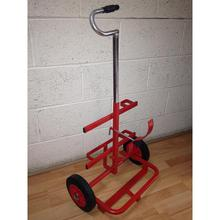Cylinder Trolley KBS14 Superior Portable for 2 X Cylinders