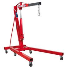 Sealey SC10 Economy Folding Crane 1ton 'KD' Type