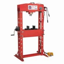 Sealey YK509FAH Air/Hydraulic Press Premier 50tonne Floor Type with Foot Pedal