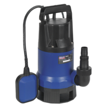 Submersible Dirty Water Pump Sealey WPD133A Automatic 133ltr/min 230V