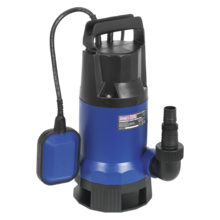 Submersible Dirty Water Pump Sealey WPD235A Automatic 217ltr/min 230V