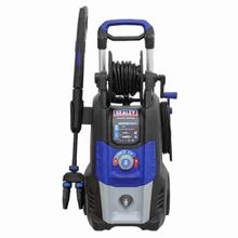 Pressure Washer Sealey PWTF2200 150bar 810L/hr Twin Pump with TSS & Rotablast® Nozzle