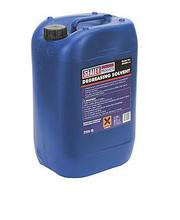 Sealey AK2501 Degreasing Solvent 1 x 25ltr Container