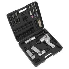 Sealey SA2004KIT 4pc Air Tool Kit with Accessories