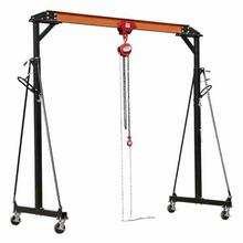 Sealey SG1000Kit Portable Gantry Crane Adjustable 1tonne Combo