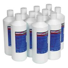 Sealey VMR921 Carpet/Upholstery Detergent 1ltr Pack of 10