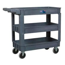 Trolley Sealey CX203 3-Level Composite Heavy-Duty