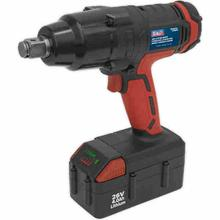 Impact Wrench Sealey CP2634 Cordless 26V Lithium-ion 3/4