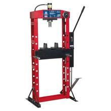 Sealey YK20FFP Hydraulic Press Premier 20tonne Floor Type with Foot Pedal