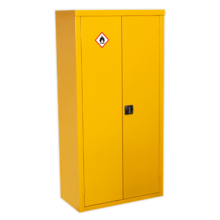 Sealey FSC03 Flammables Storage Cabinet 915 x 460 x 1830mm