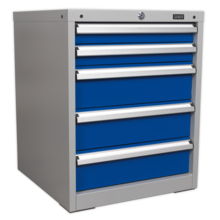 Sealey API5655A Cabinet Industrial 5 Drawer