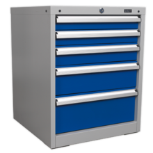 Sealey API5655B Cabinet Industrial 5 Drawer