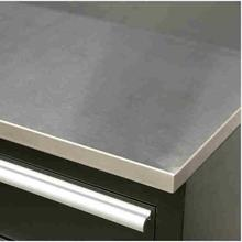 Stainless Steel Worktop Sealey APMS08 775mm
