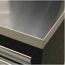 Stainless Steel Worktop Sealey APMS50SSC 2040mm