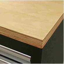 Pressed Wood Worktop Sealey APMS50WB 1360mm