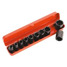 Sealey AK56/11M Impact Socket Set 10pc 1/2'Sq Drive Metric