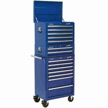 Tool Chest Combination Sealey APSTACKTC 14 Drawer - Blue