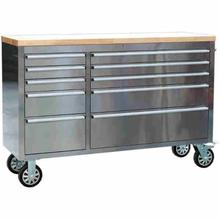 Tool Cabinet Sealey AP5510SS Mobile Steel 10 Drawer