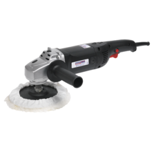 Sander/Polisher Sealey MS900PSEU 6-Speed Ø170mm with Schuko Plug